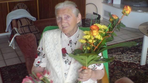 Růžena Singerová.