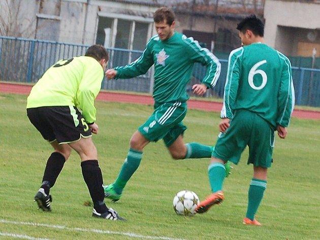 Tým FK Tachov se s podzimem nerozloučil ideálně, s Přední Kopaninou hrál 3:3.