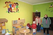 Slavnostní otevření zrekonstruované mateřské školy v Kostelci