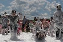 Z oslav svátku dětí v Chodové Plané.