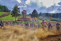 Terén sv. Petra ve Stříbře bude v neděli opět hostit závod Mezinárodního mistrovství České republiky v motokrosu. Diváci se mohou těšit na skvělé souboje.