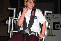 Veronika Šímová ze stříbrského gymnázia bude jako jediná Evropanka reprezentovat kontinent na World Space Week v USA.