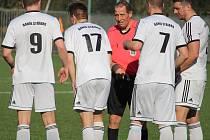Fotbalisty Baníku Stříbro čeká na jejich umělé trávě do konce února pět přípravných utkání.