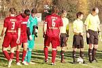 Fotbal-1. B třída: Bor vs. Dlouhý Újezd
