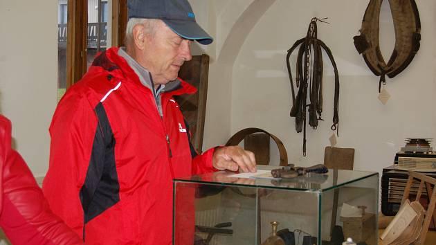 Otevření regionálního muzea Přimda