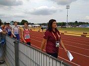 Stříbrský atlet na evropském mistrovství v Györu.