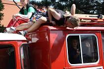 Mladí hasiči by rádi využívali Avii k dopravě na sportovní soutěže. Řídit ji ale mohou jen osoby způsobilé a to jsou strojníci.