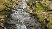 Stříbrský vodopád