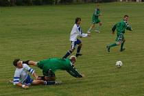 Fotbalový turnaj Motoru Záchlumí vyhrálo domácí mužstvo seniorů hrající pod hlavičkou Záchlumí B.