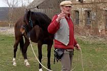 Ve Vrbicích se koňáci učili, jak vychovávat koně novou metodou