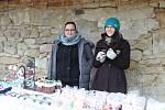Vánoční jarmark se uskutečnil ve Svaté Kateřině