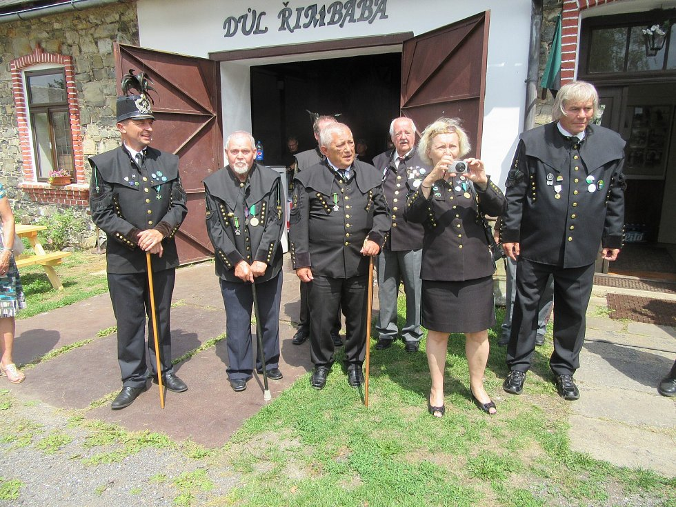 Setkání v Bohutíně na Příbramsku.