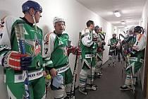 Hokejisté HC Stříbro 06 nestačili na Bezdružice.