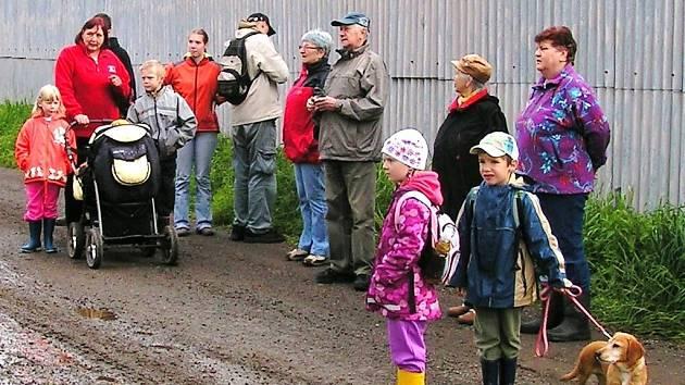 LESTKOVSKÉHO KOLEČKA se účastnilo 22 turistů.