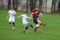 Fotbalová 1. B třída – skupina A: TJ Rozvadov – TJ Chotěšov 4:0 (3:0)