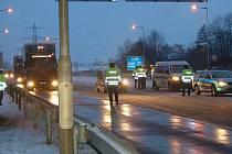 Kamiony nesměly v pátek odpoledne do ČR