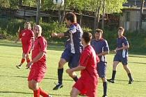 Fotbal: Stráž – Záchlumí 1:2