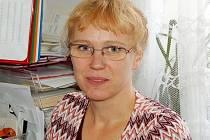 Petra Maroszová.pracovnice Městského kulturního střediska v Tachově.