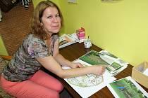 ŘEDITELKA MATEŘINKY Zuzana Haníková představila studii rodičům a představitelům Tachova.