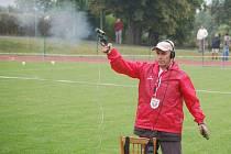 Ve Stříbře se uskutečnilo mistrovství krajů v atletice žactva.