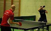Stolní tenis–II. liga: S. Bor Eissmann – Sj. Ústí n. Labem 5:10