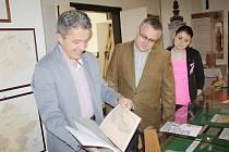 Muzeum v Černošíně zahájilo v sobotu svoji první sezonu.