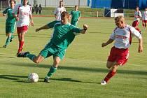 Fotbalová divize: Fotbalový klub Tachov – FK Votice 0:1 (0:0, Horváth)