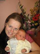 Tereze Jánské a Michalovi Kudlíkovi z Kladrub se 19. ledna v 17.50 hod. narodil ve FN v Plzni syn Míšánek (4,12 kg/53 cm) na kterého se doma těší pětiletý bráška Kubíček.