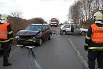 Dopravní nehoda u Plané