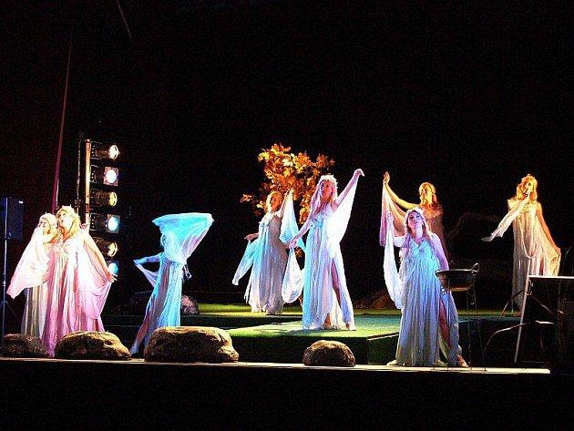 Rusalku přednesly operní hvězdy