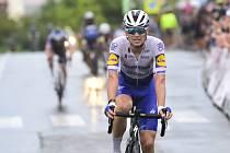 Český cyklista  Zdeněk Štybar (na snímku z 22. srpna 2020).