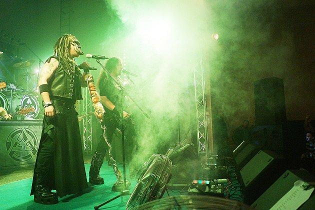 Ani ne za měsíc se ve Stříbře představí kapely Arakain a Dymytry