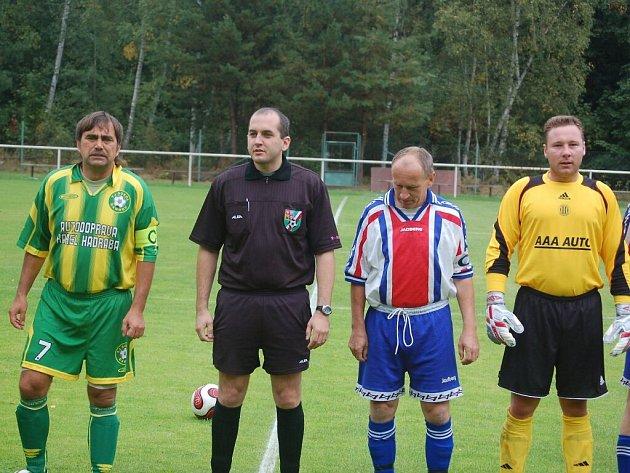 Ve fotbalové III. třídě vyhrál S. Damnov v Lázních 4:0