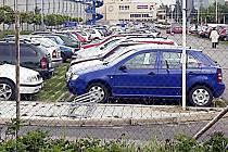 Mezi nejvíce zcizovaná vozidla patří auta koncernu VW.