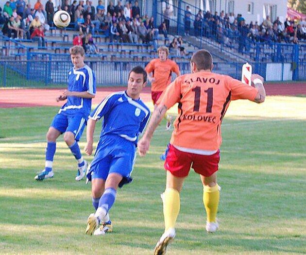 Fotbal: FK Tachov – Sj. Koloveč 0:3