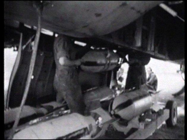 Amatérský film na Tachovsku vypráví také o bombardování Tachova