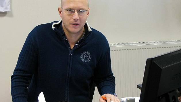 PETR VRÁNA. V současné době ředitel příspěvkové organizace Sportovních zařízení města Tachova a nově i člen Zastupitelstva města Tachova.