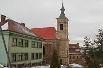 Kostel ve Skapcích na Tachovsku