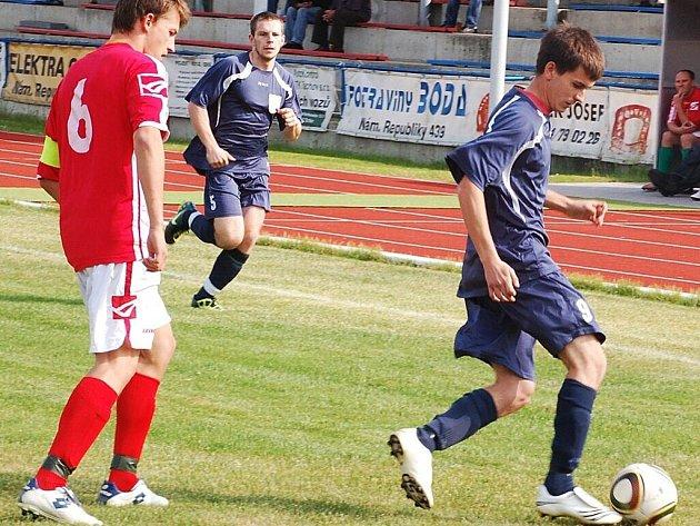 Fotbal: Bor – Damnov 1:0