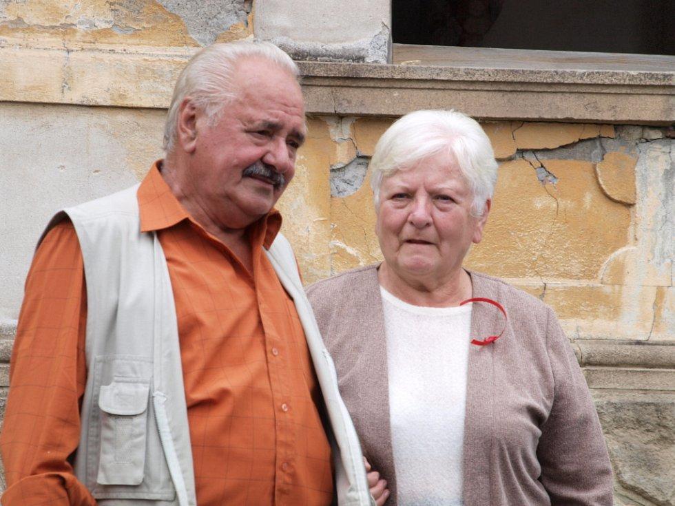 Srazu rodáků v Okrouhlém Hradišti.