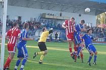 Divizní fotbal: FK Tachov – Slavoj Řevnice 4:1
