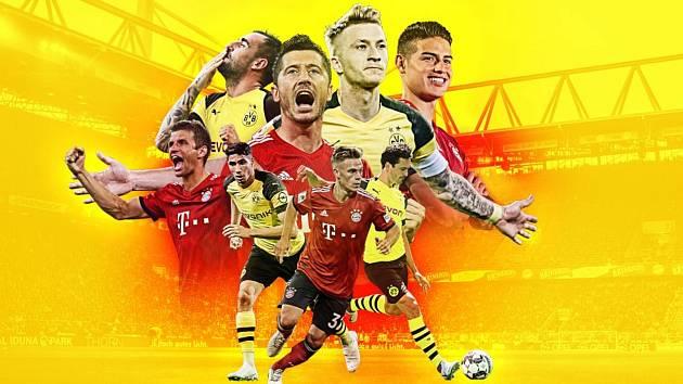 Magnet Bundesligy mezi Borussií Dortmund a Bayernem Mnichov vyhráli hostující fotbalisté z Bavorska 3:2. Správným tipem na pátém řádku soutěžního kuponu dvanáctého kola Tip ligy Tachovského deníku tak byla dvojka.