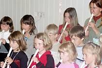 Také dětské kolektivy se mohou přihlásit do borské pěvecké soutěže Zlatý slavík.