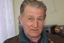 Místopředseda mysliveckého sdružení Josef Poláček