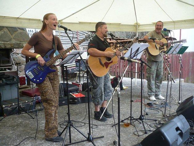 Z letošního ročníku festivalu Pavlovický kotlík.