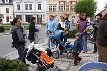 Nespokojené maminky přišly za starostou Stříbra orodovat za další místa v mateřské škole.