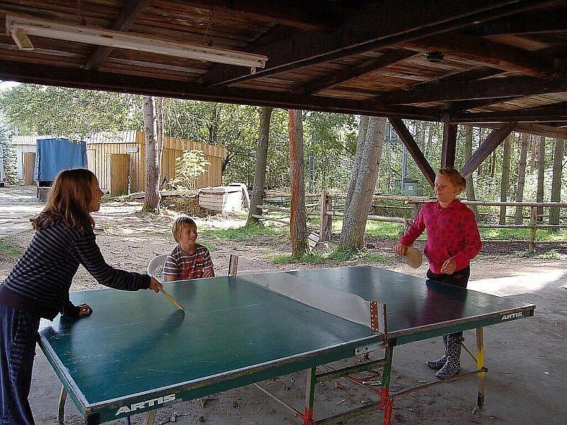 Tábor v Boněticích