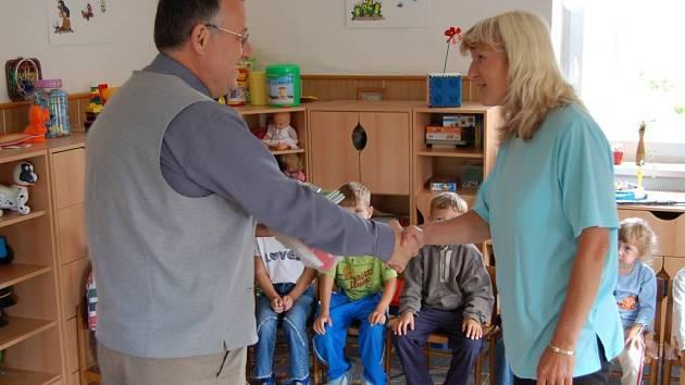 Mateřská škola Tisová