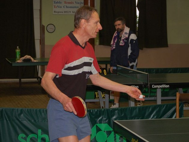 V krajské soutěži II. třídy ve stolním tenisu nenaplnil Bor papírové předpoklady