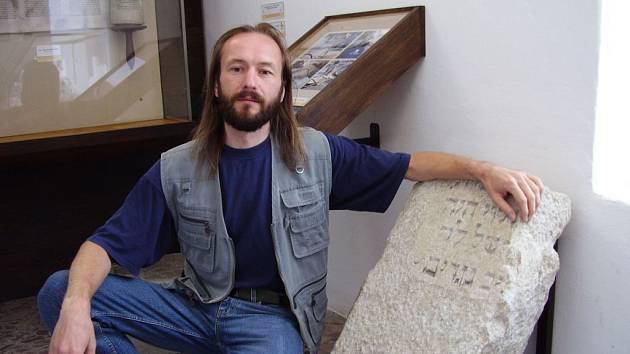 Václav Chvátal z tachovského muzea Českého lesa se již brzy bude věnovat výzkumu židovských památek ve Finsku.